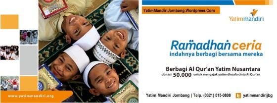 Program Wakaf Al-Quran Untuk Anak Yatim