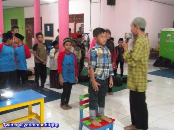 Keceriaan Mabit & Smart Camp Yatim Mandiri di Jombang