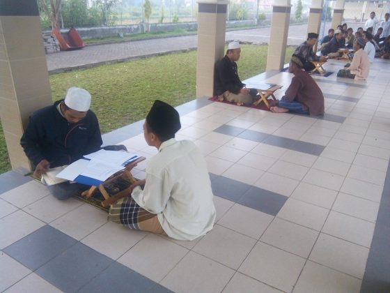 Kegiatan Munaqosah Tahfidz Quran siswa SMP Insan Cendekia Mandiri - Yatim Mandiri (2)