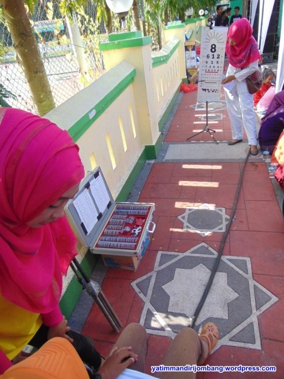 Penyerahan Secara Simbolis Beasiswa Pendidikan Anak Yatim BOP 29 di Yatim Mandiri Jombang (4)